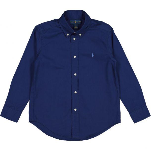 Boys Classic Button Down Shirt