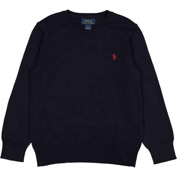Boys Crew Neck Sweater