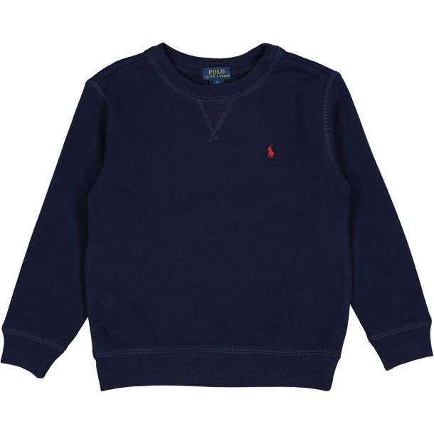 Boys Navy Classic Sweat
