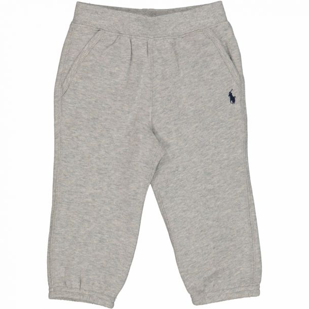 Baby Boys Grey Track Pants