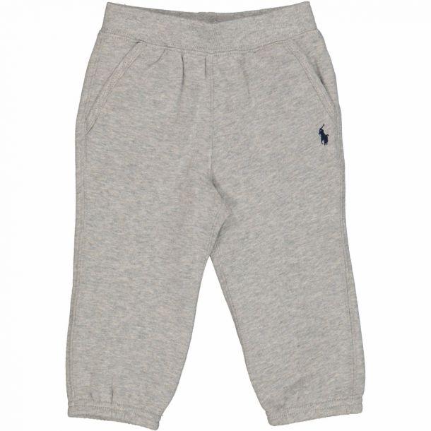 Baby Boys Grey Track Pants
