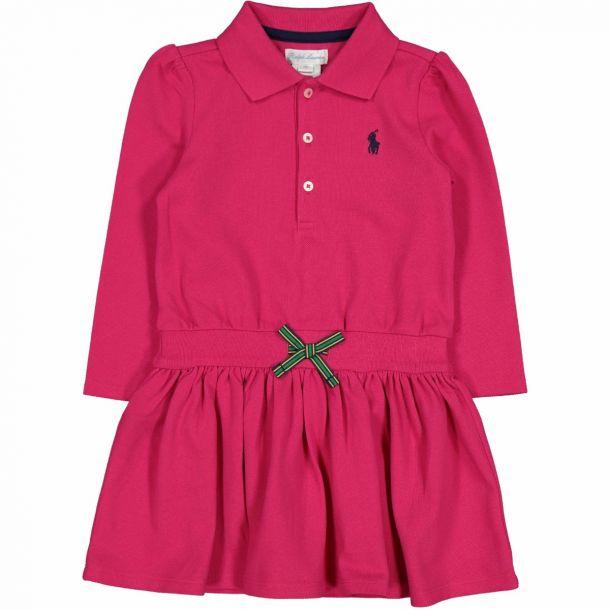 Baby Girls Polo Dress
