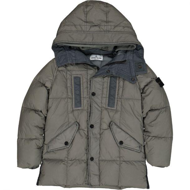 Boys Down Padded Coat