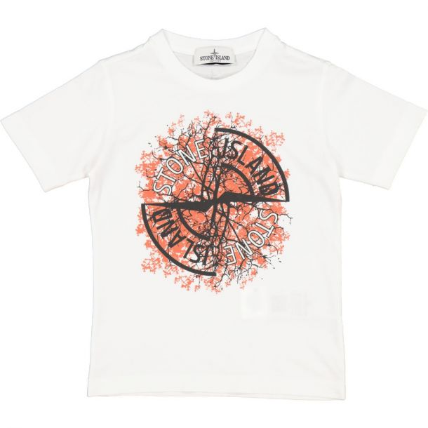 Boys Branded Jersey T-shirt