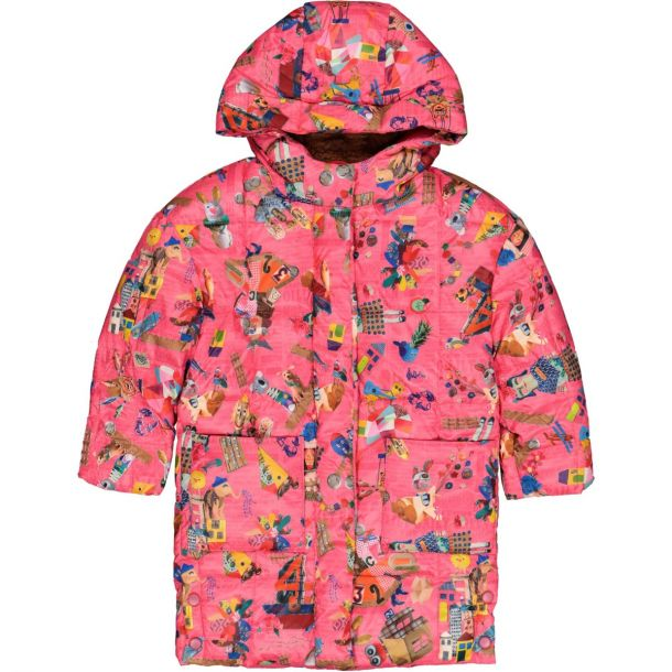 Girls 'candid' Parka Coat