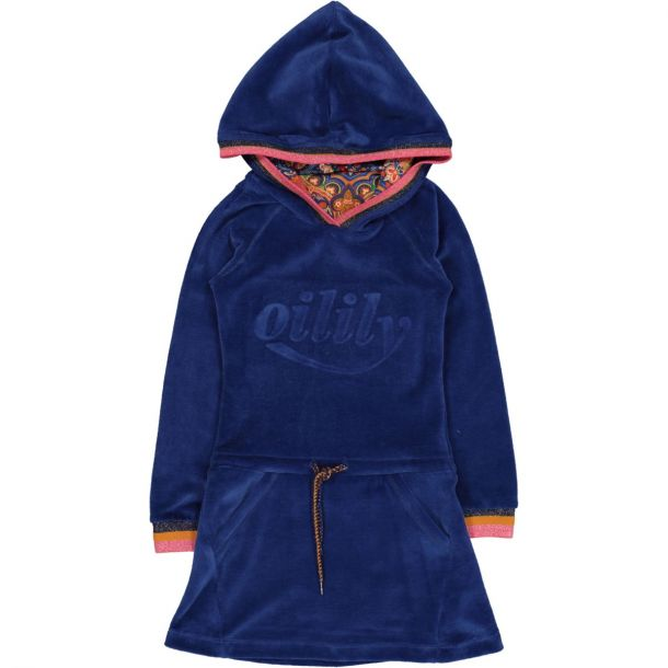 Girls 'haxi' Hooded Dress