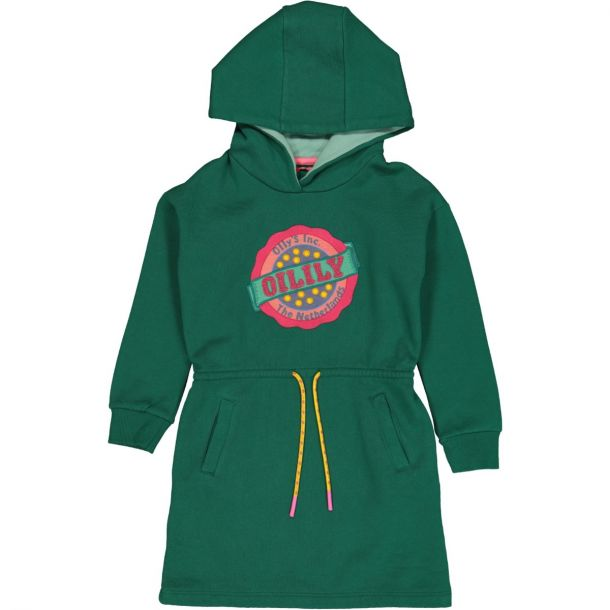 Girls 'hink' Hooded Dress