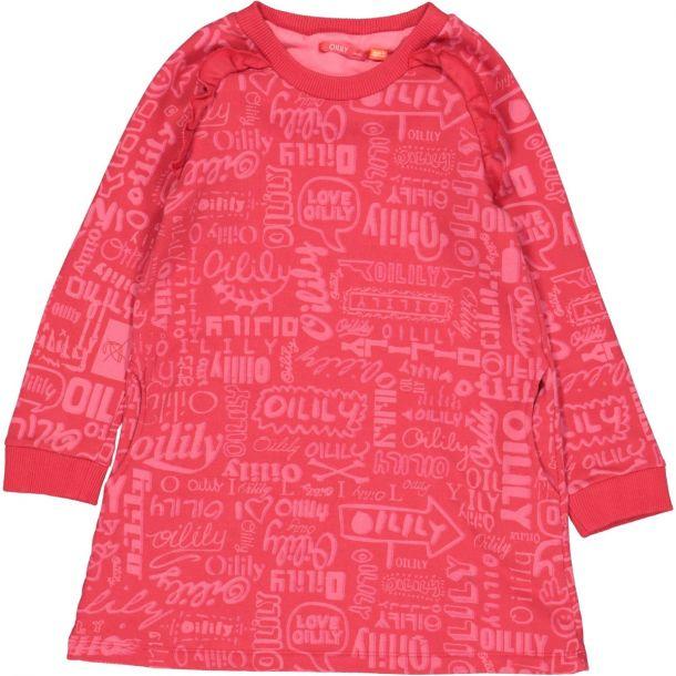 Girls 'hisper' Sweat Dress