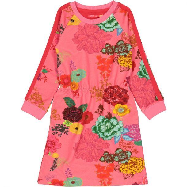 Girls 'hoortje' Rose Dress