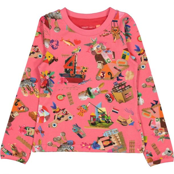 Girls Tofla' Jersey T-shirt