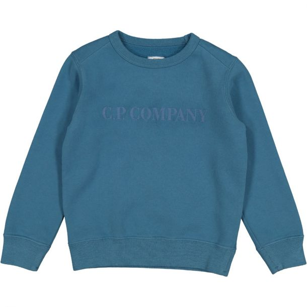 Boys Embroidered Logo Sweat