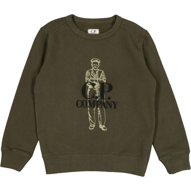 Boys Branded Sweatshirt