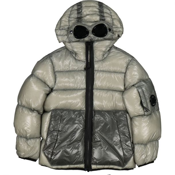 Boys Down Goggle Jacket