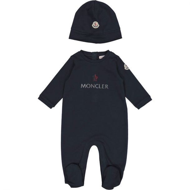 Baby Romper And Hat Set