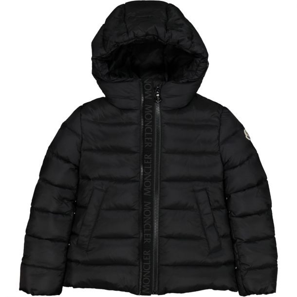 Girls 'alithia' Black Down Jacket
