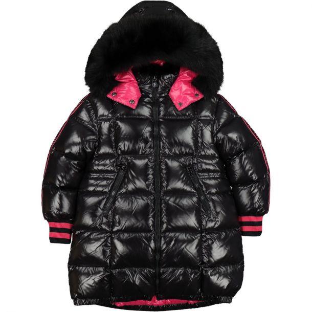 Girls 'fatale' Down Coat