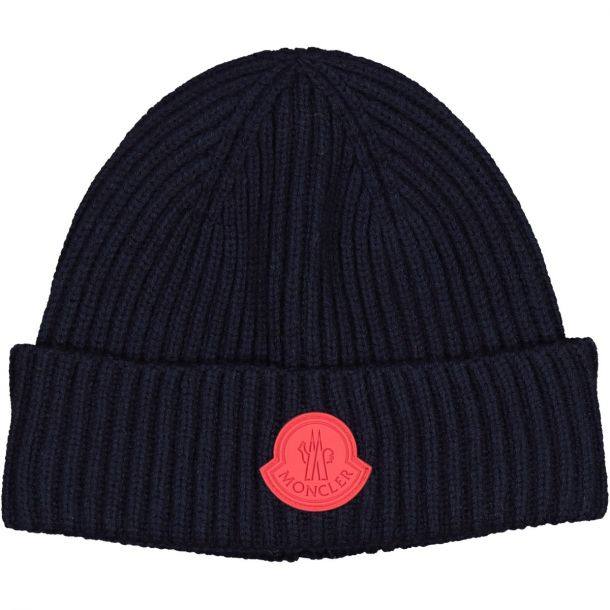 Moncler Branded Beanie Hat