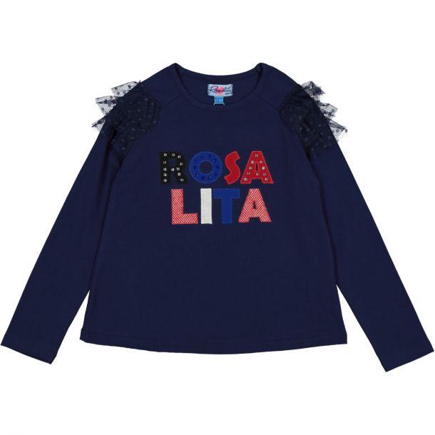 Girls 'calor' Rosalita T-shirt