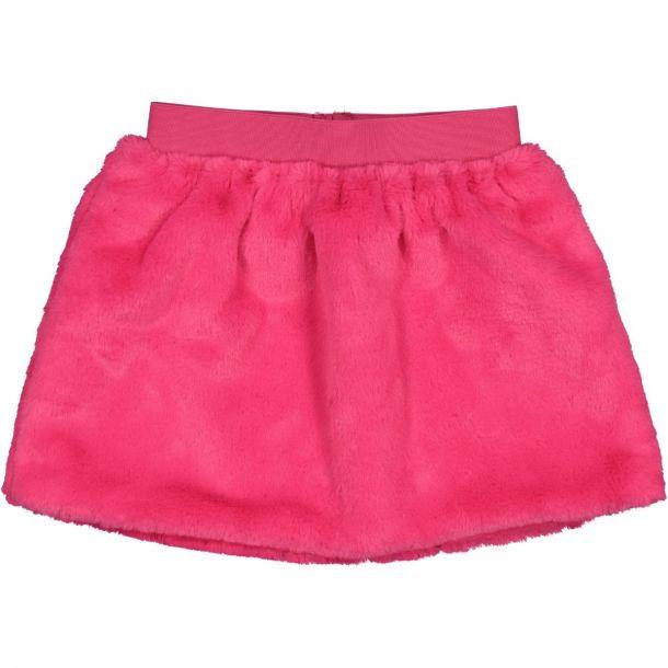Girls 'pepa'  Faux Fur Skirt