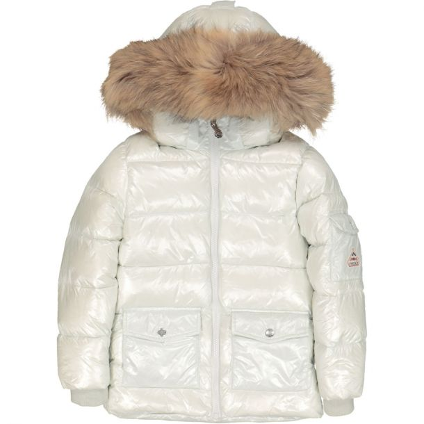 Girls Authentic Down Jacket