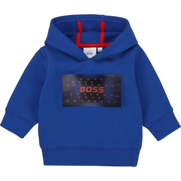 Baby Boys Blue Sweatshirt