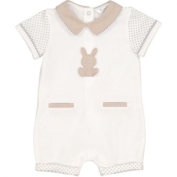Baby Boys Bunny Shortie