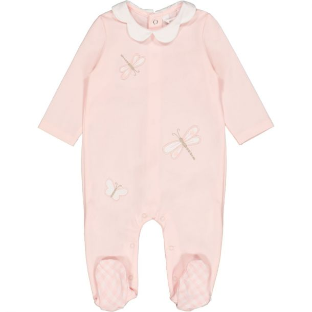 Baby Girls Set Of Two Rompers