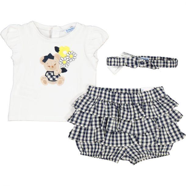 Girls T-shirt & Short Set