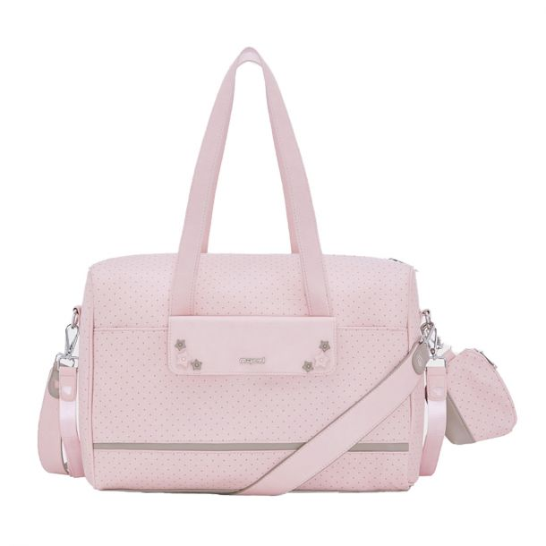 Pink Baby Changing Bag