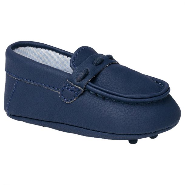 Baby Navy Loafer