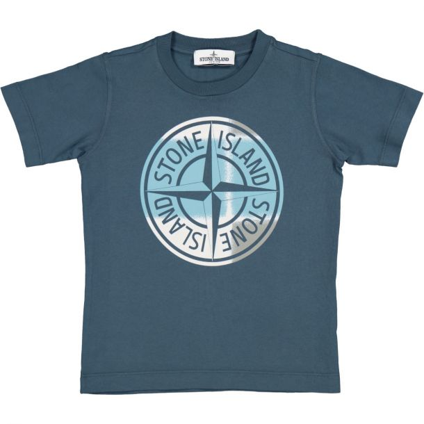 Boys Blue Compass T-shirt