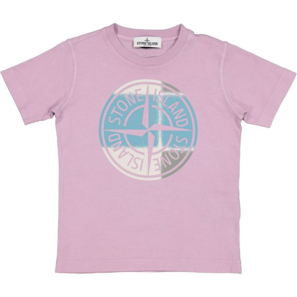 Boys Pink Compass T-shirt