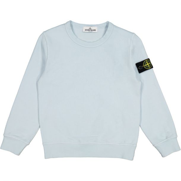 Boys Blue Badge Sweatshirt
