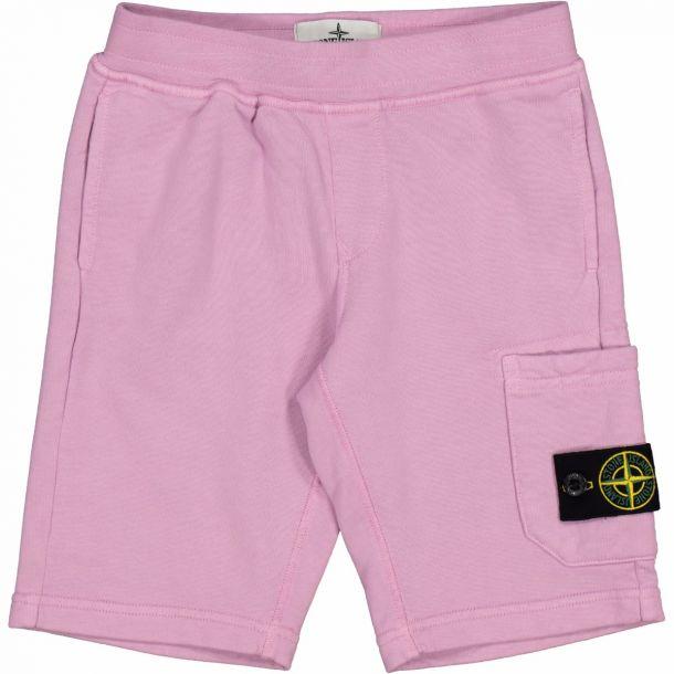 Boys Pink Jersey Shorts
