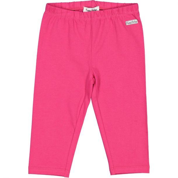 Girls Pink Capri Legging