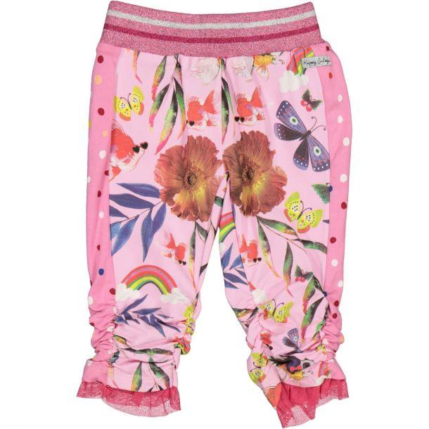 Girls Maya Capri Mix Leggings