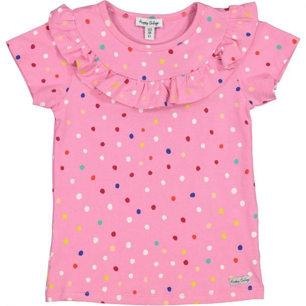 Girls Maya Spotty T-shirt