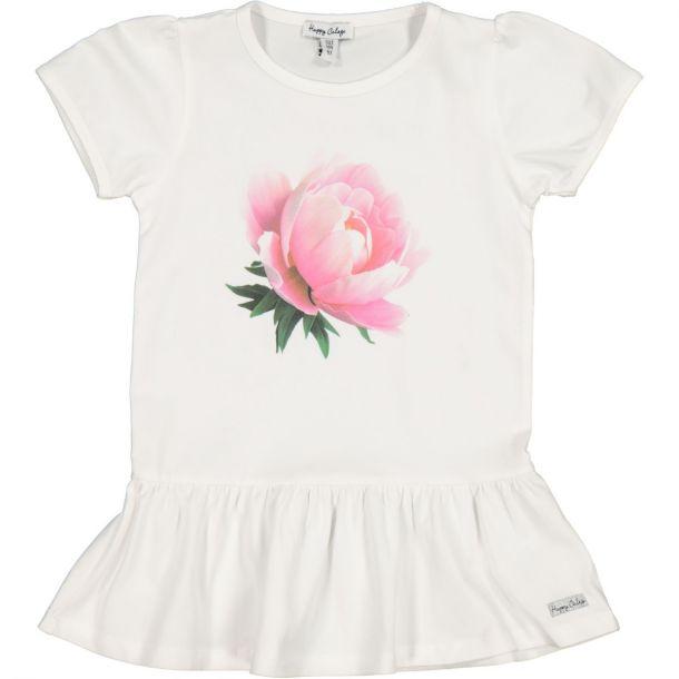 Girls Olivia Flower T-shirt