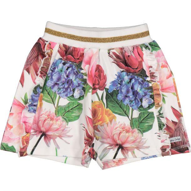 Girls Olivia Floral Shorts