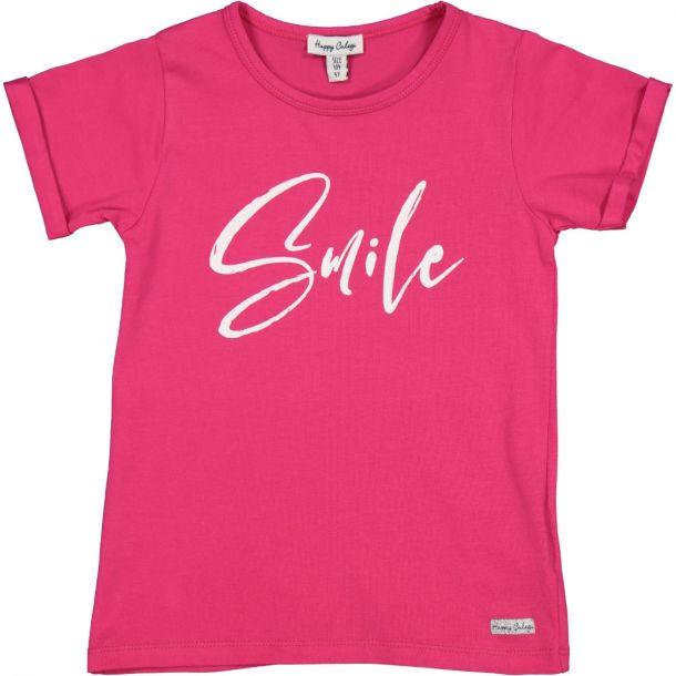 Girls Olivia Pink T-shirt