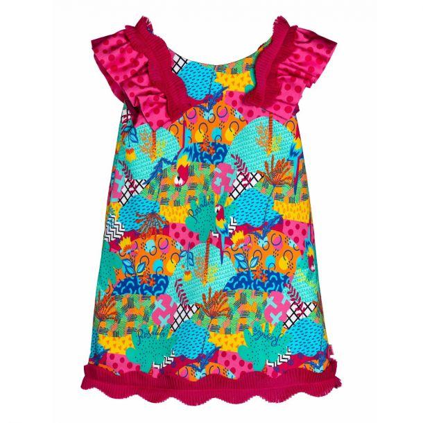 Girls Amity Printed Dress