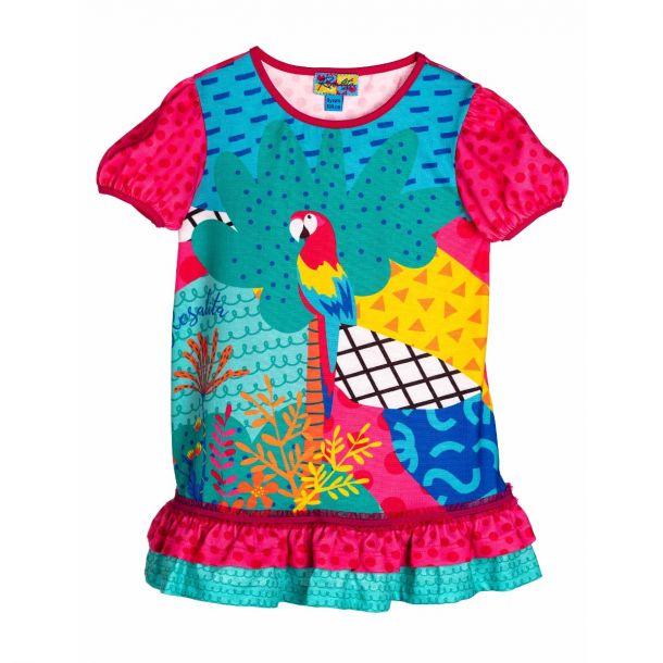 Girls Amity Print T-shirt
