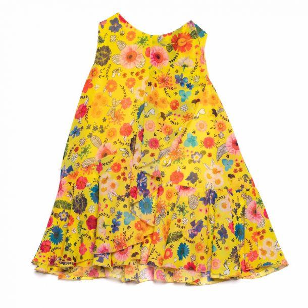 Girls Howland Floral Dress