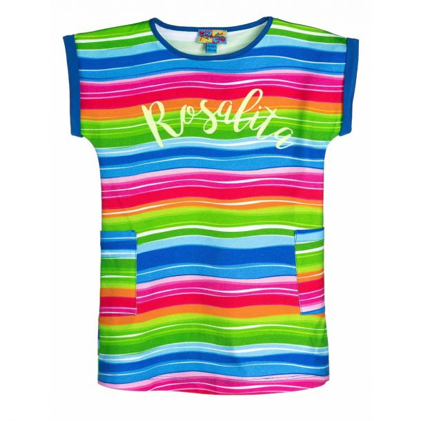Girls Medway Rainbow Dress