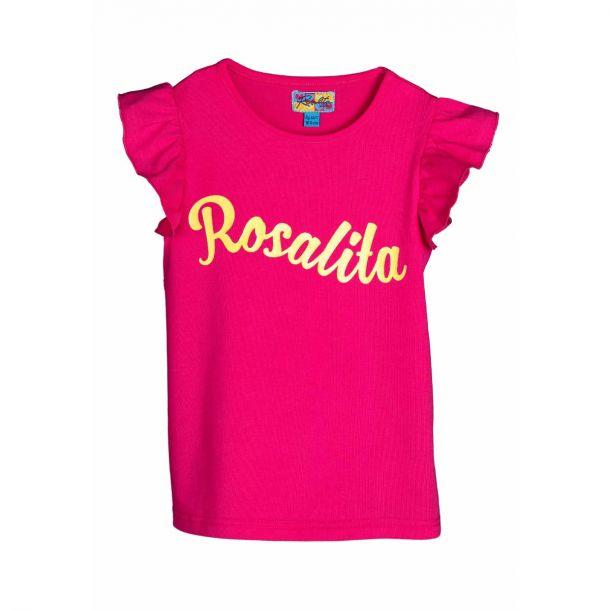 Girls Pink Rosalita T-shirt