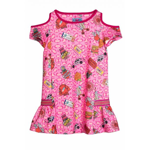 Girls Standish Jersey Dress