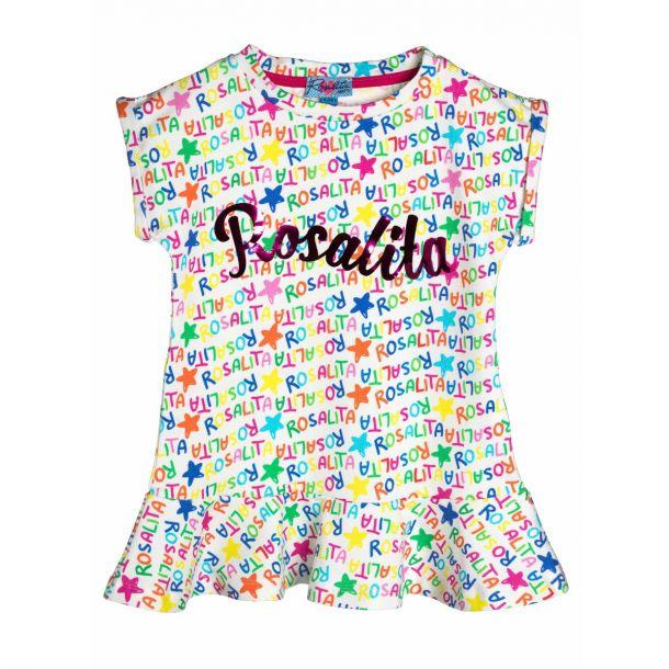 Girls Rosalita Logo Dress