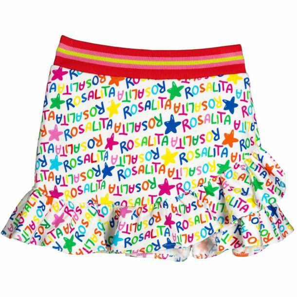 Girls Rosalita Logo Skirt