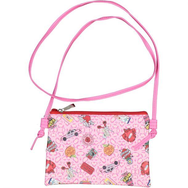 Girls Pink Shoulder Bag