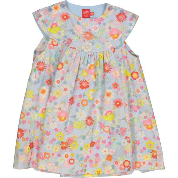 Girls Delicious Floral Dress